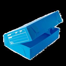Caja de archivo Legajo plástica
