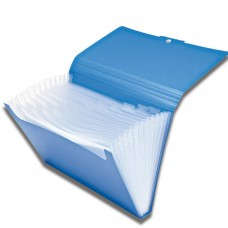 Clasificador plástico 12 divisiones A4