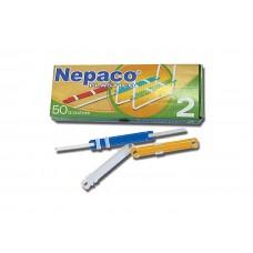 Broches Nepaco plásticos