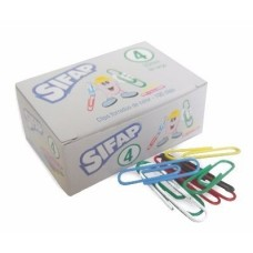Clips Sifap N° 4 color