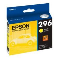 Cartucho Epson 296 T296420 amarillo