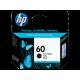 Cartucho HP 60 - CC640WL negro