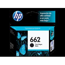 Cartucho HP 662 CZ103AL negro