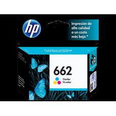 Cartucho HP 662 CZ104AL color