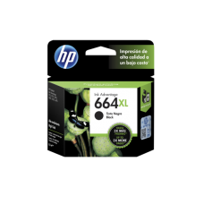 Cartucho HP 664XL F6V31AL negro