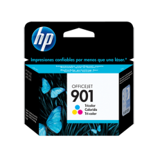 Cartucho HP 901 - CC656AL color