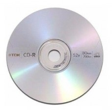 CD Virgen TDK con sobre