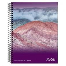 Cuaderno Avon chico de 84 hojas