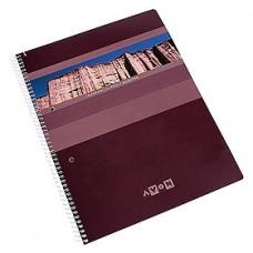Cuaderno Avon con espiral