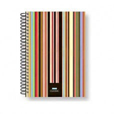 Cuaderno Ledesma Classic 16x21 con espiral