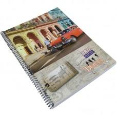 Cuaderno Mis Apuntes Travel