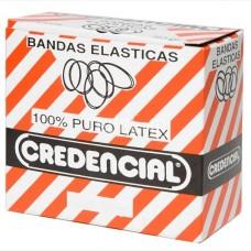 Bandas elásticas Credencial 100grs