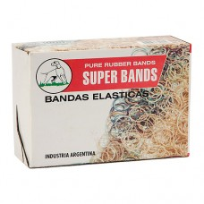Bandas elásticas Superbands anchas x 500grs