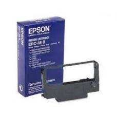 Cinta Epson ERC 38 negra