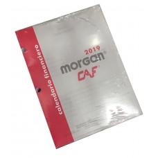 Taco financiero Morgan 2020