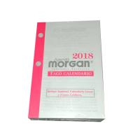 Taco calendario Morgan 2020