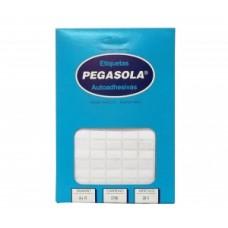 Etiquetas Pegasola N° 3011