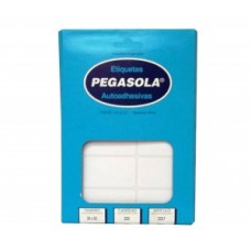 Etiquetas Pegasola N° 3036