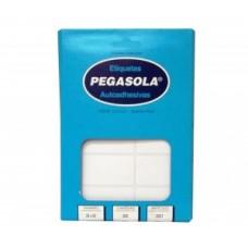 Etiquetas Pegasola N° 3038