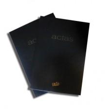 Libro Rab de Actas negro