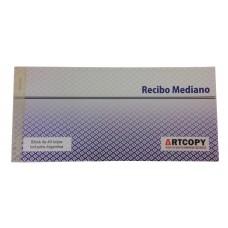 Talonario Recibos Artcopy mediano